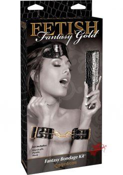 Fetish Fantasy Gold Kit