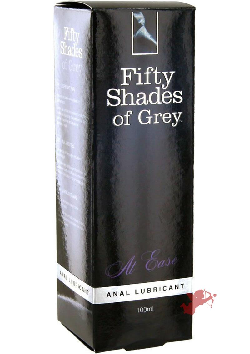 Fifty Shades Of Gray At Ease Anal Lube 3.4 Ounce