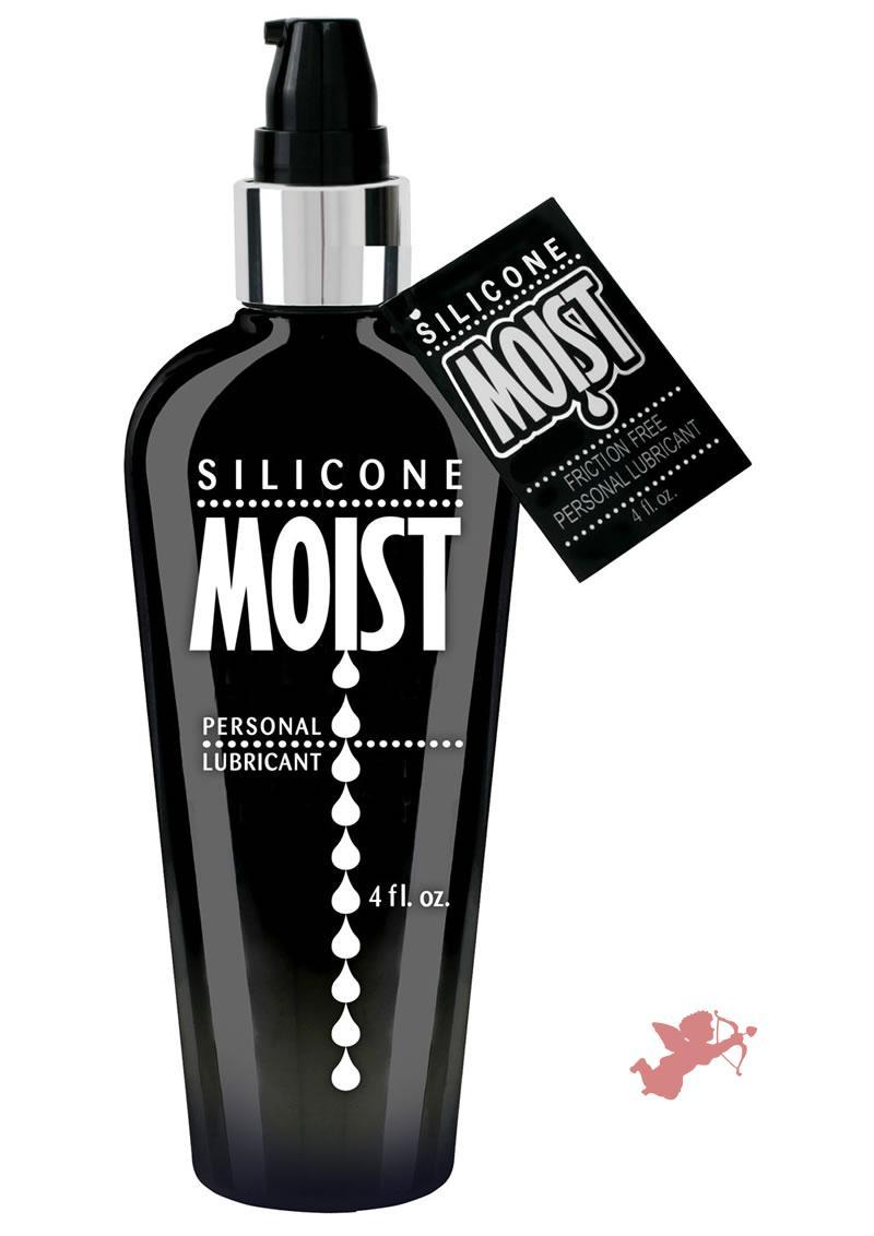 Silicone Moist 4 Oz