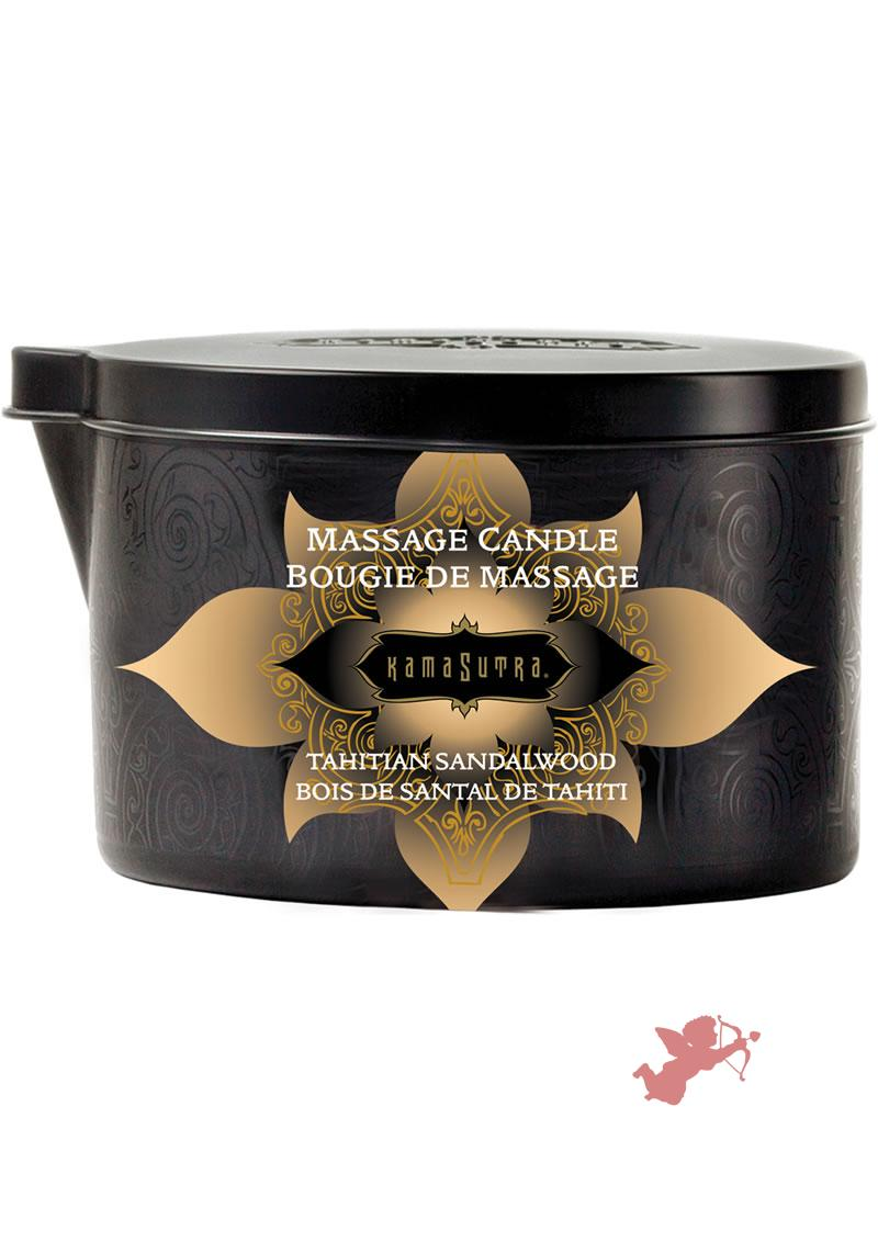 Massage Candle Tahitian Sandalwood