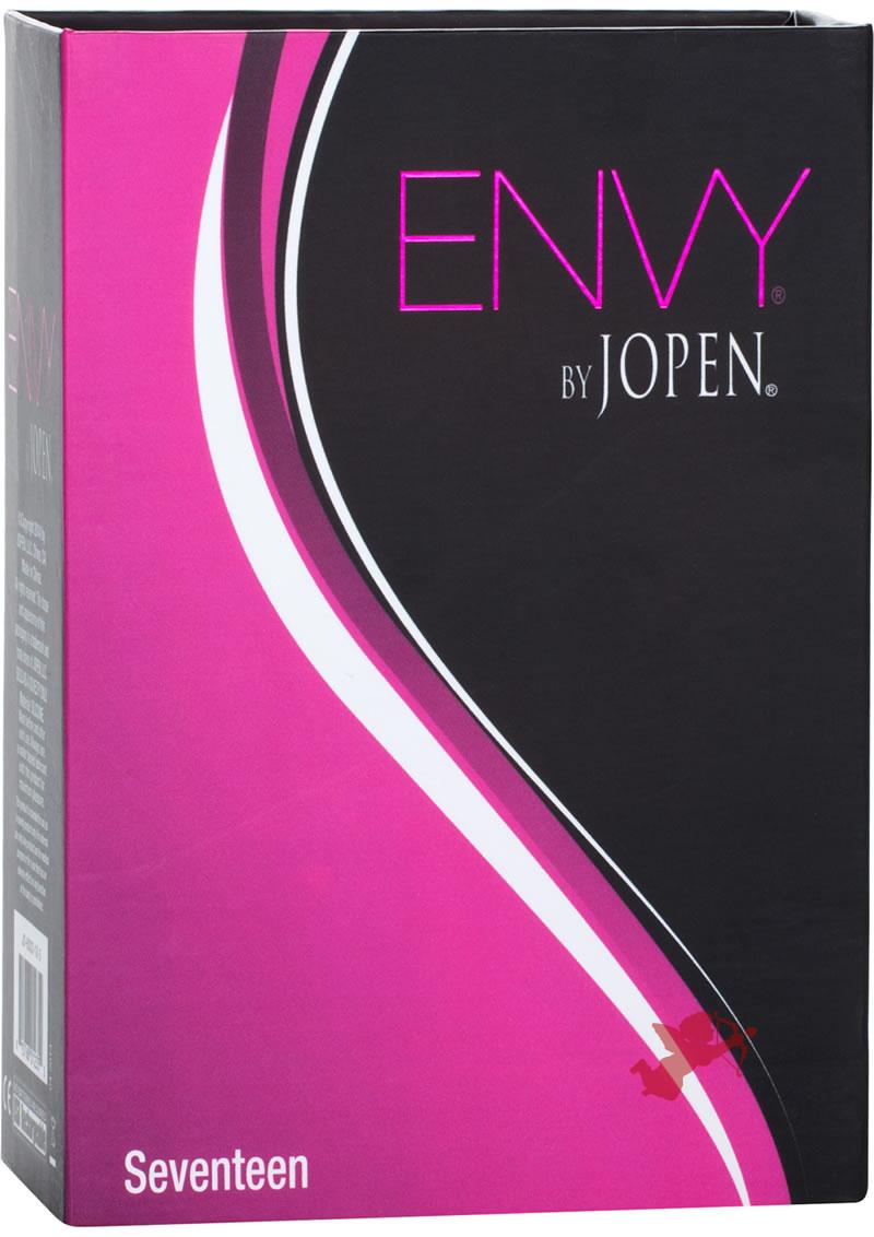Envy Seventeen Rechargeable Silicone Kegal Excerciser Waterproof Pink 5.5 Inch