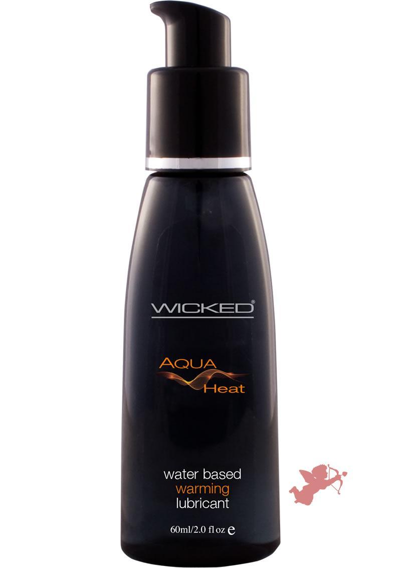 Wicked Aqua Heat Warming Lube 2oz