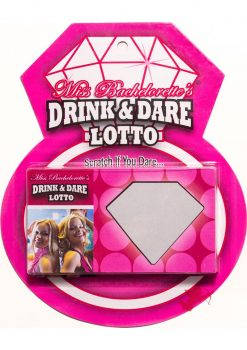 Bachelorette Drink Or Dare Lotto