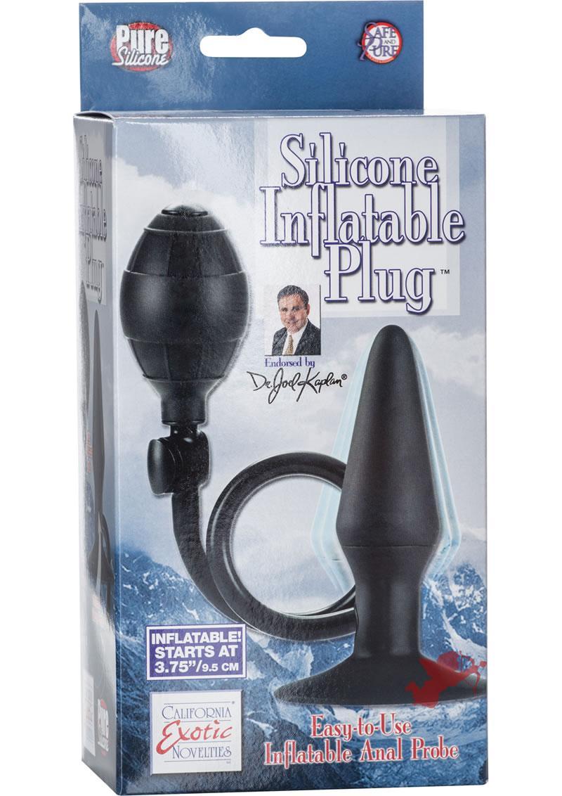 Dr Kaplan Silicone Inflatable Plug