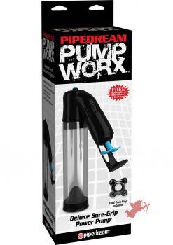 Pump Worx Deluxe Sure Grip Pump