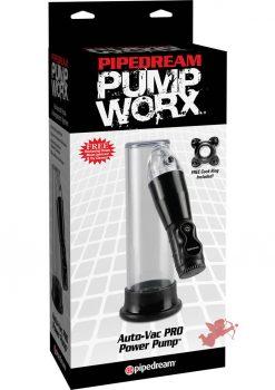 Pump Worx Auto Vac Pro Power Pump
