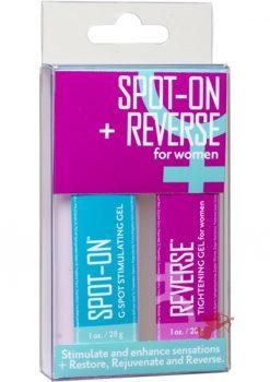 Spot On and Reverse For Women Kit