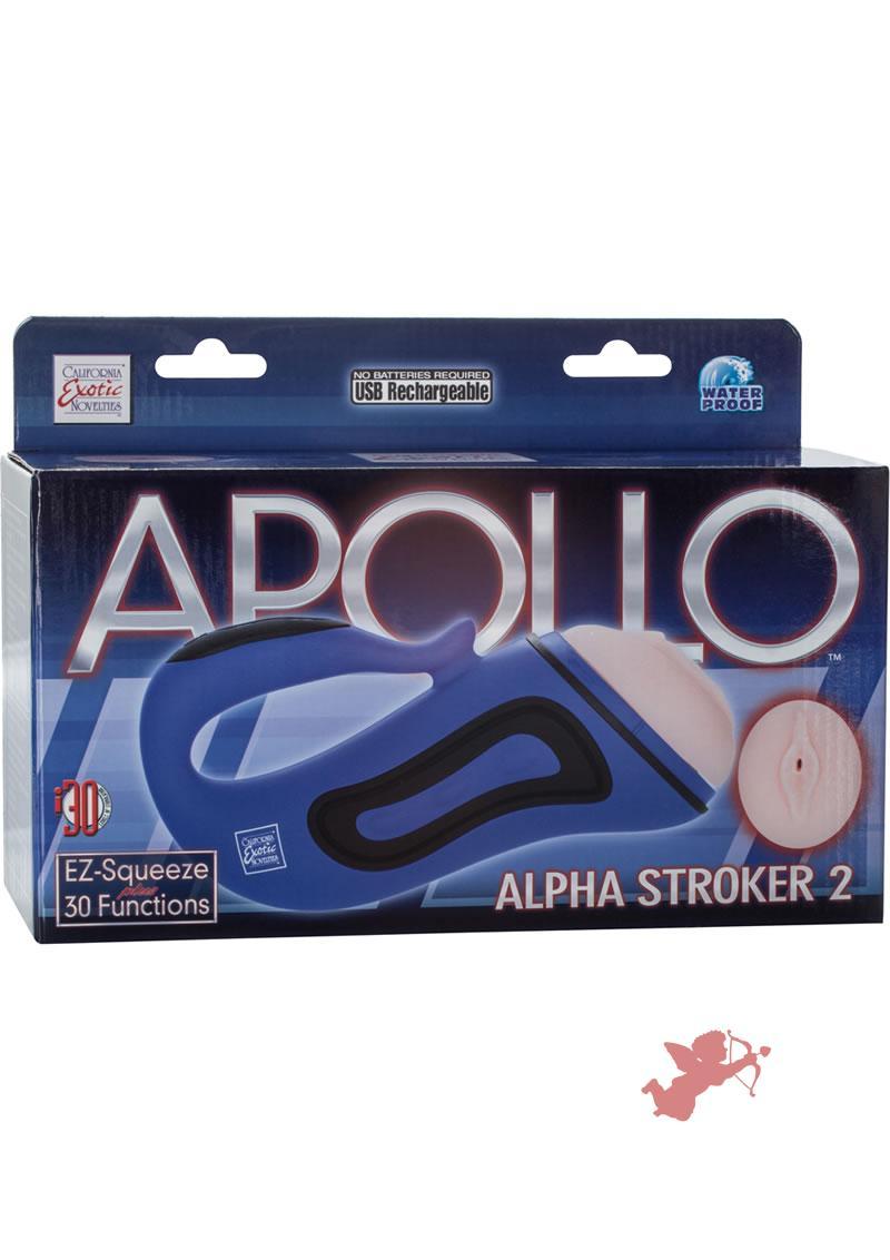 Apollo Alpha Stroker 2 Blue