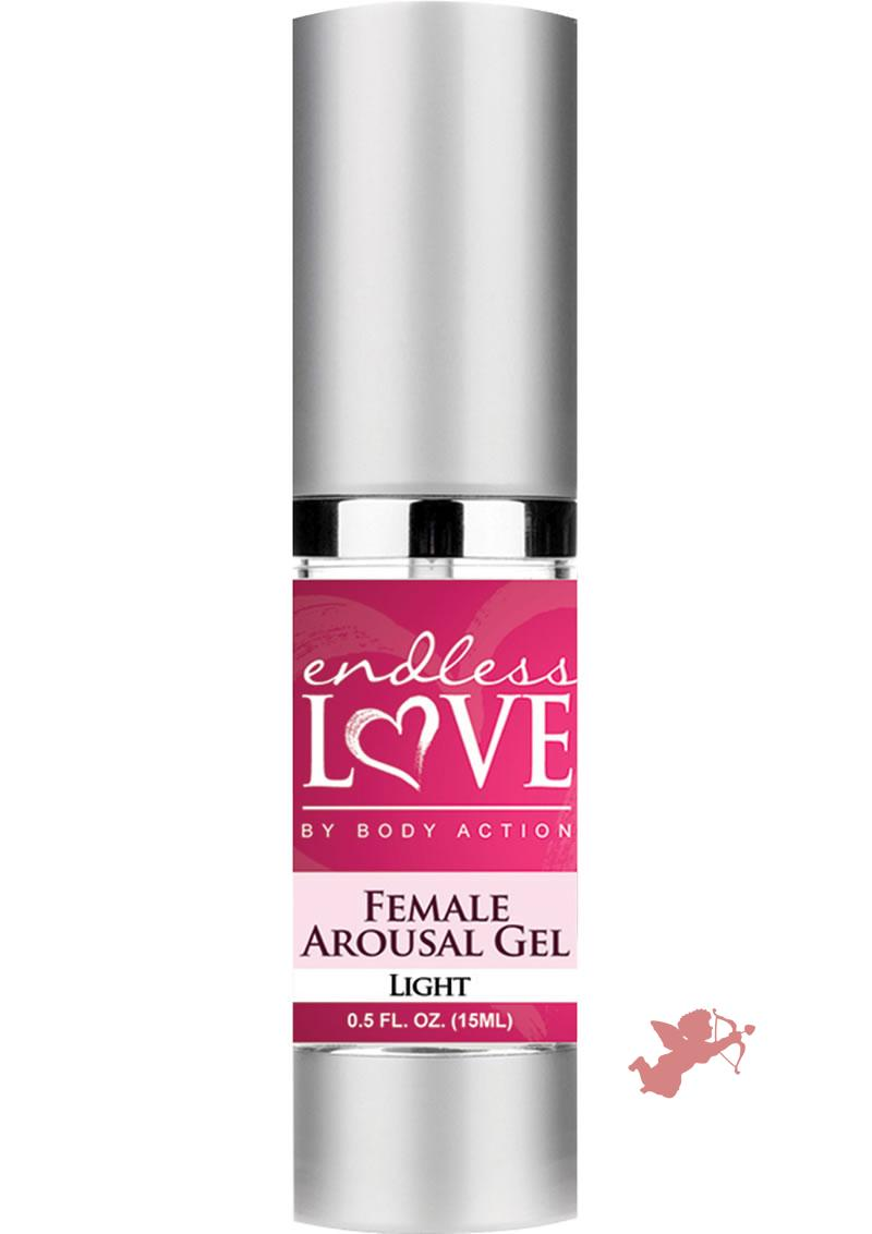 Endless Love Female Arousal Gel Light