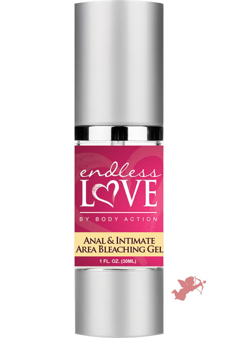 Endless Love Anal Bleaching Gel 1oz