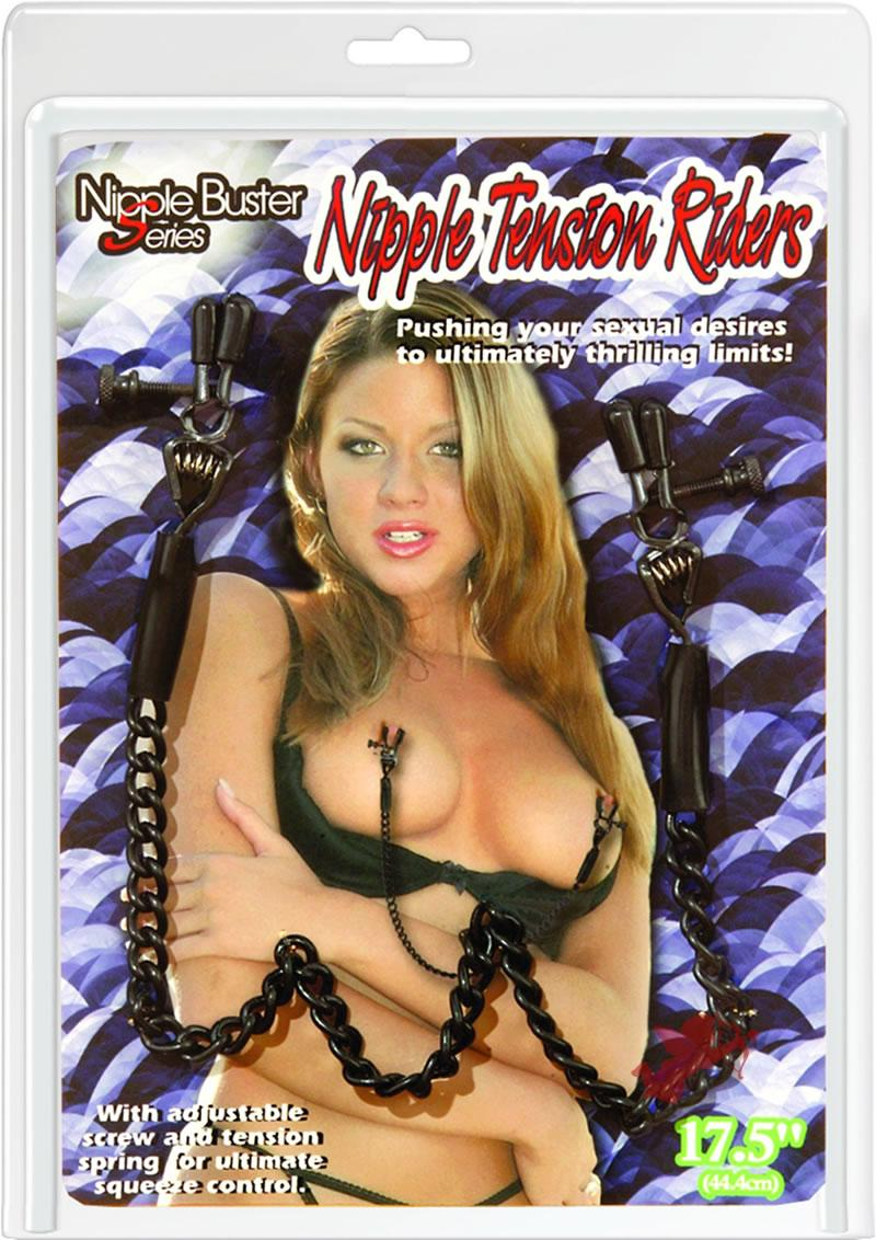 Fetish Fantasy Nipple Tension Riders