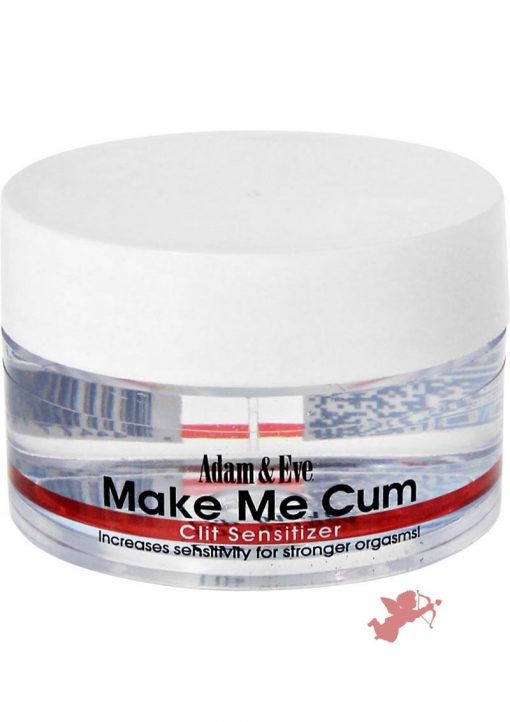 Make Me Cum Clit Sensitizer .50 Oz