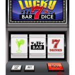 Lucky 7s Bar Dice