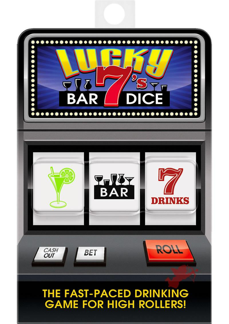 Lucky 7s Bar Dice