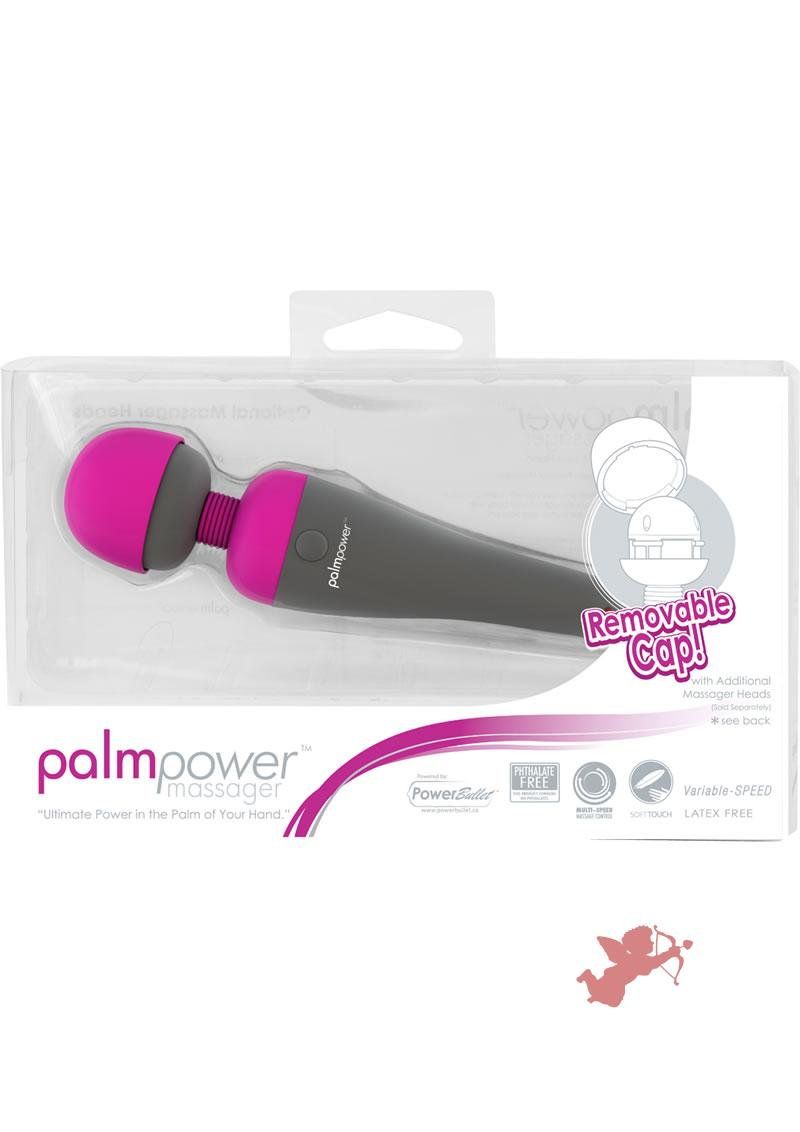 Palm Power Body Silicone Massager