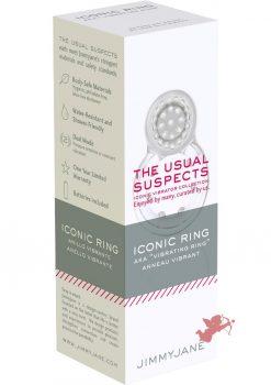Jimmyjane Iconic Ring