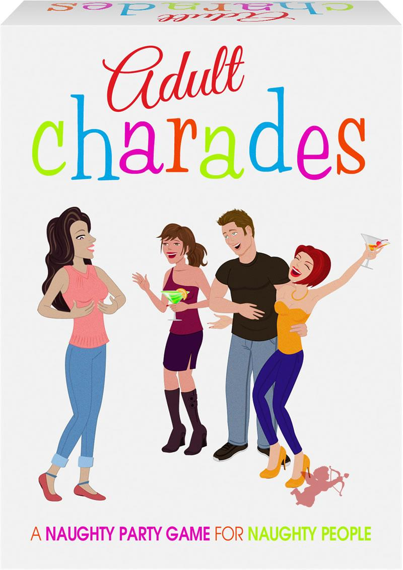 Adult Cherades