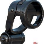 Fantasy C-Ringz Turbo Teazer Black