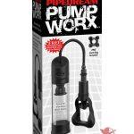 Pump Worx Ultimate Head Job Vibrating Pump Clear 8.8 Inch