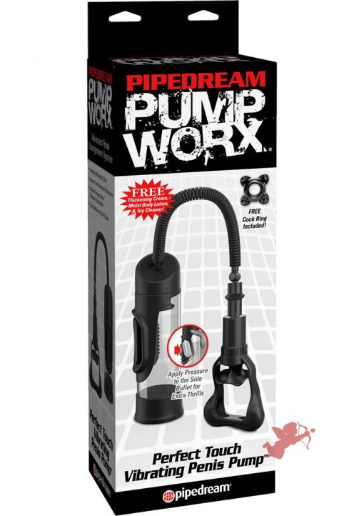 Pump Worx Perfect Touch Vibe Pump