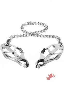 Master Series Sterling Monarch Nipple Vice Clamps Metal