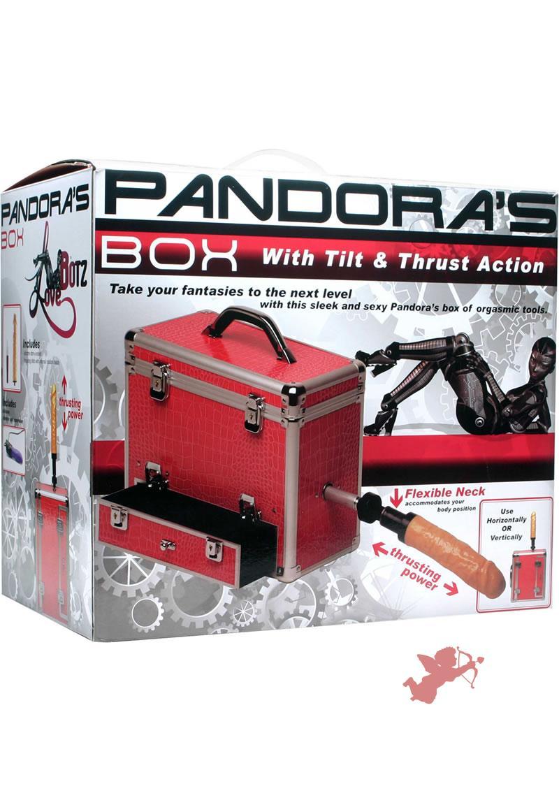 Love Botz Panodra's Box Sex Machine