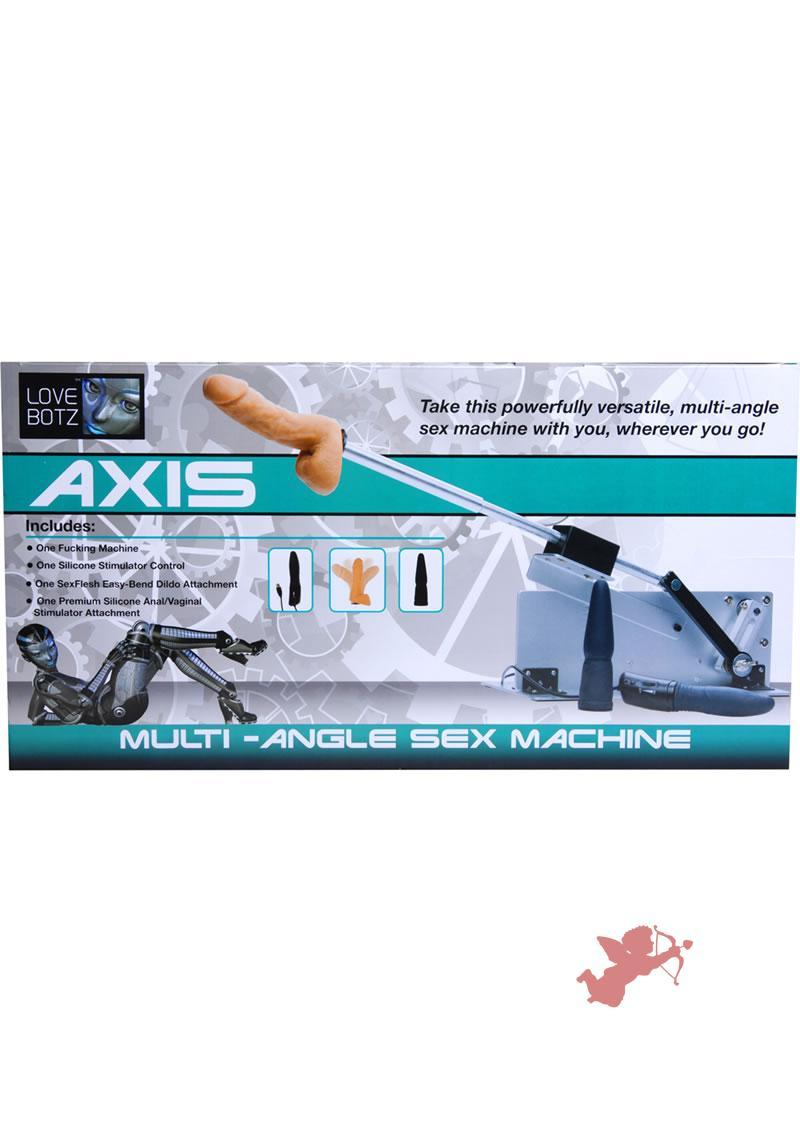 Axis Multi Angle Sex Machine