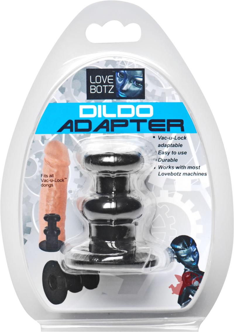 Love Botz Dildo Adapter Attachment