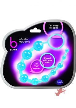 B Yours Basic Beads Blue