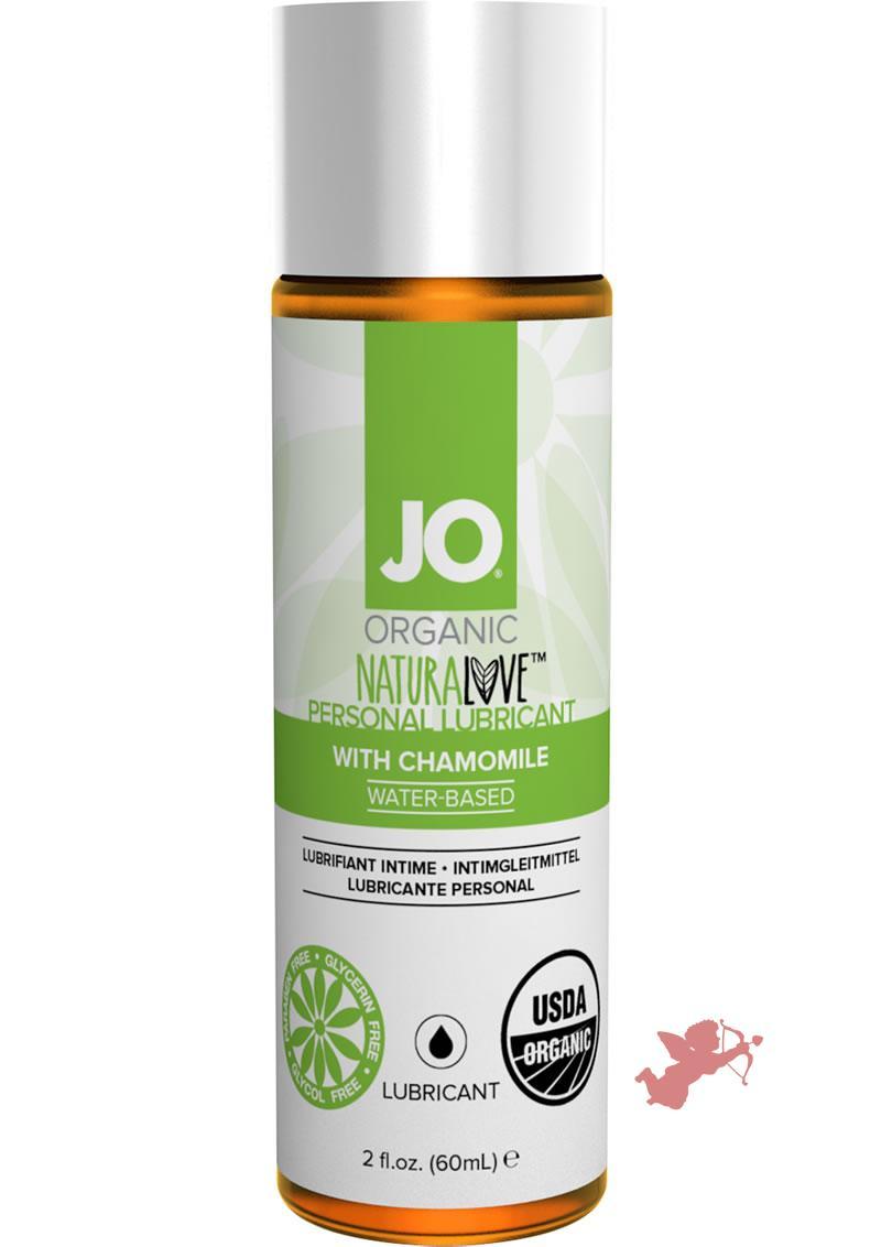 2oz Usda Organic Lubricant