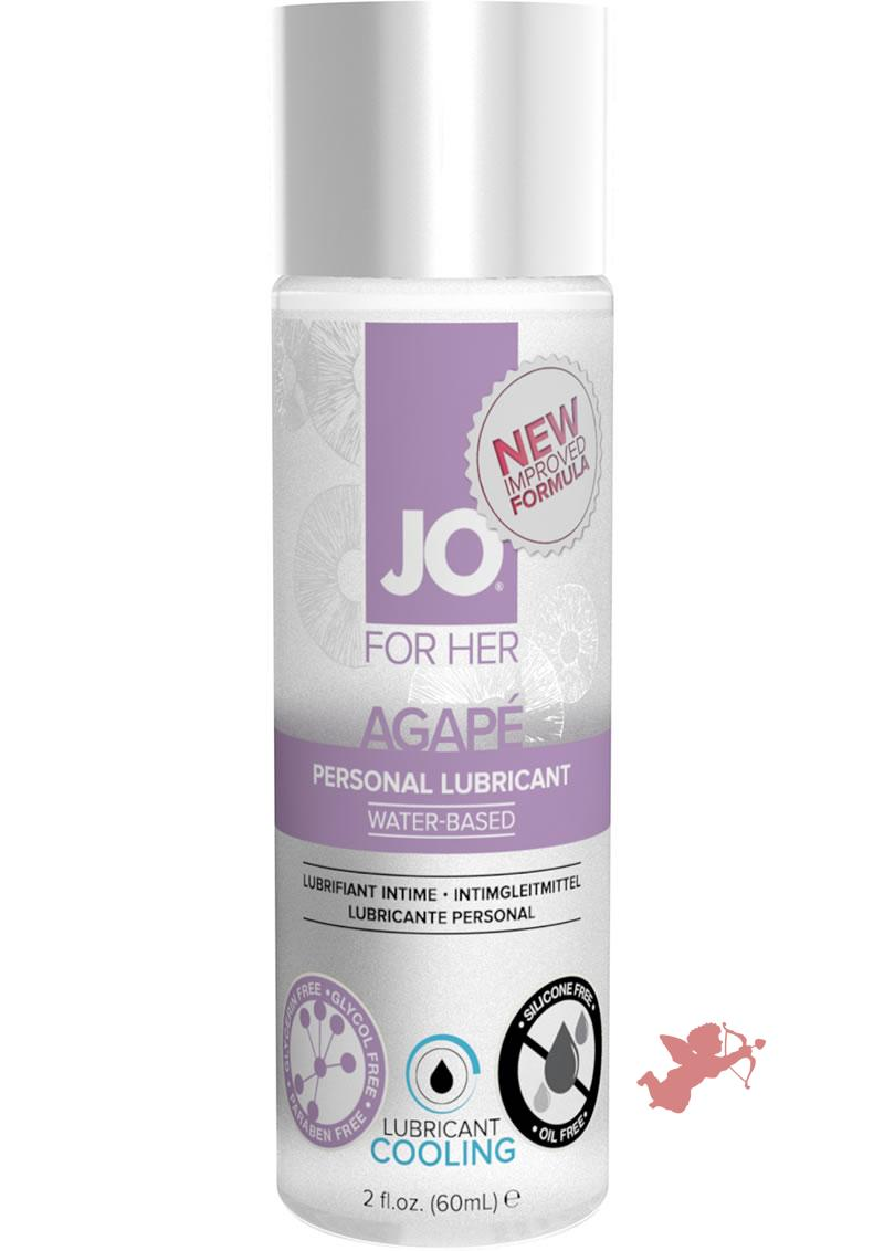 2oz Agape Lubricant Cooling