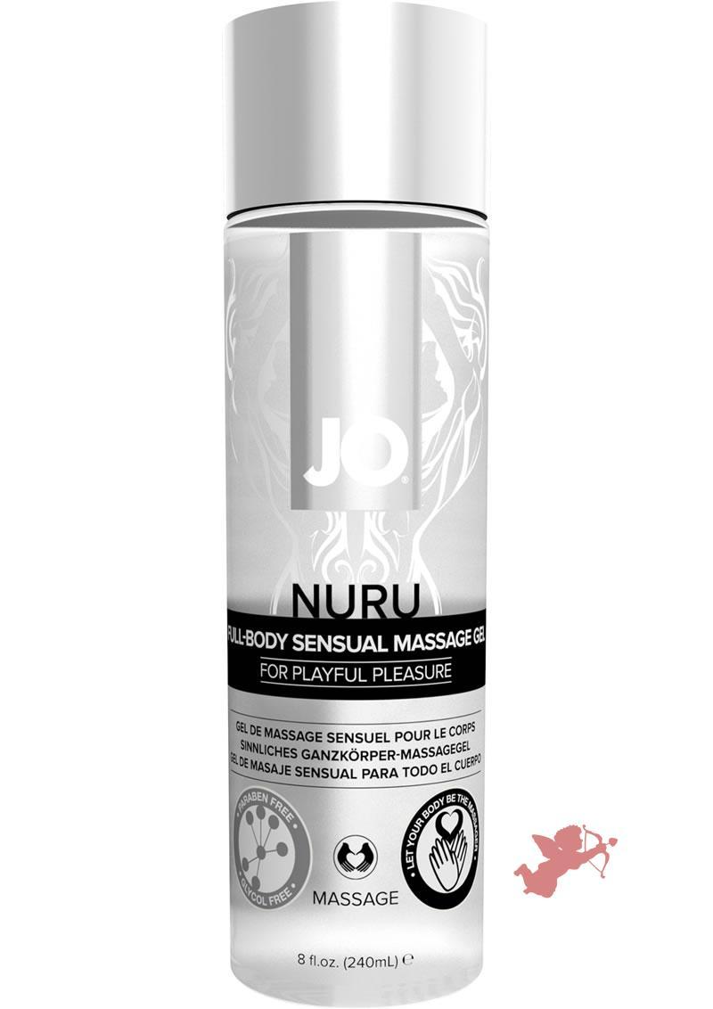 Nuru Full Body Massage Gel 8oz