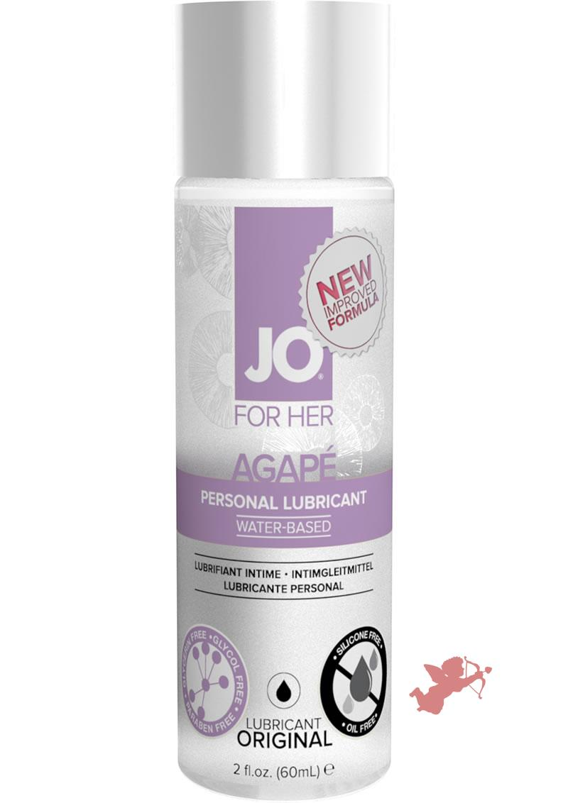 Jo Agape Lube Original 2oz