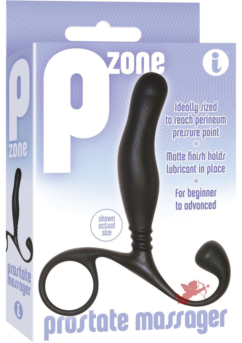 The 9 P Zone Prostate Massager