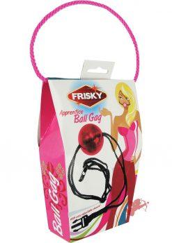 Frisky Apprentice Ball Gag