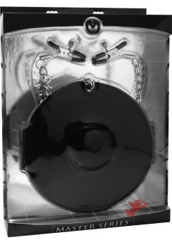 Detained Restraint W/ Nip Clamps