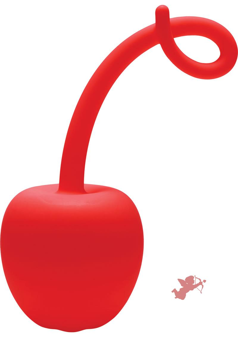 Frisky Apple Kegel Exerciser Red 4 Inches