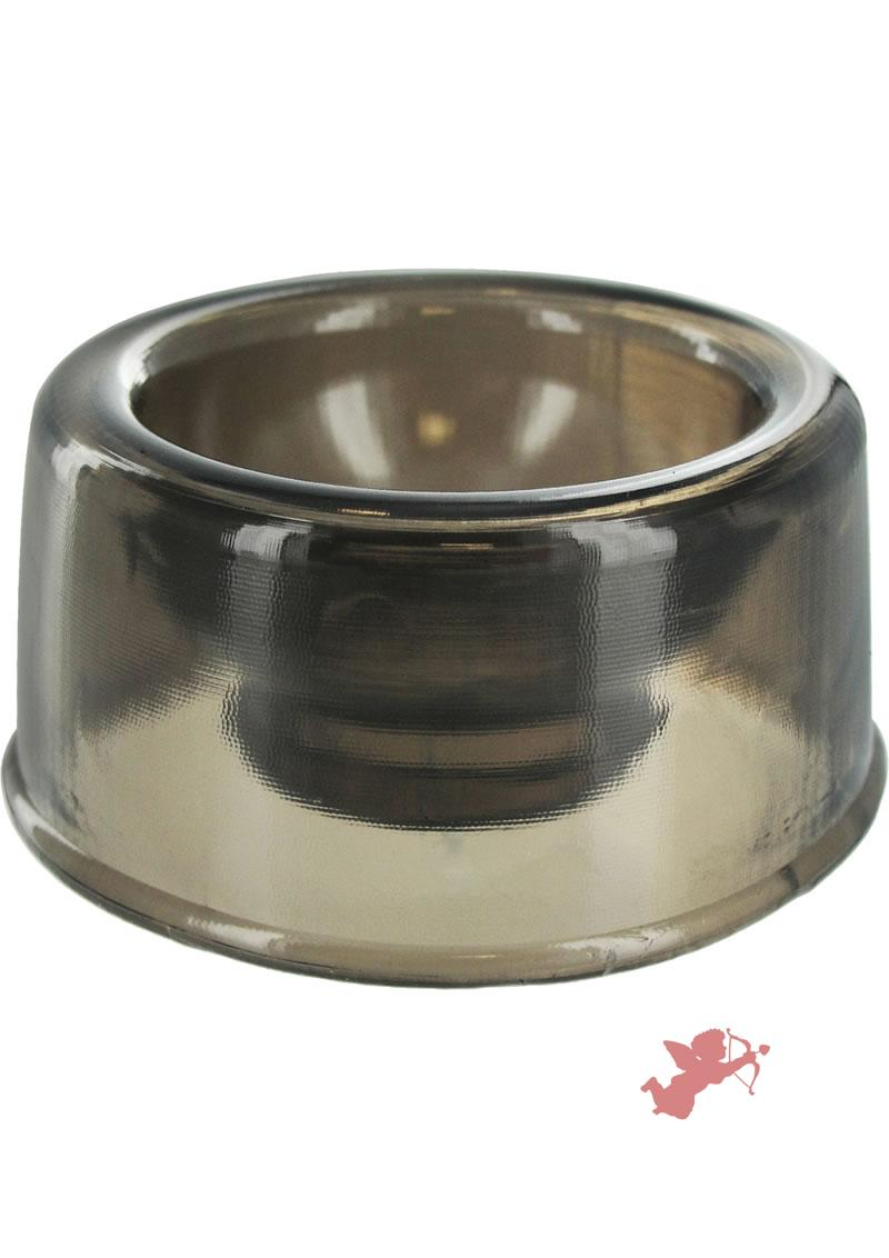 Size Matters Cylinder Comfort Seal Smoke