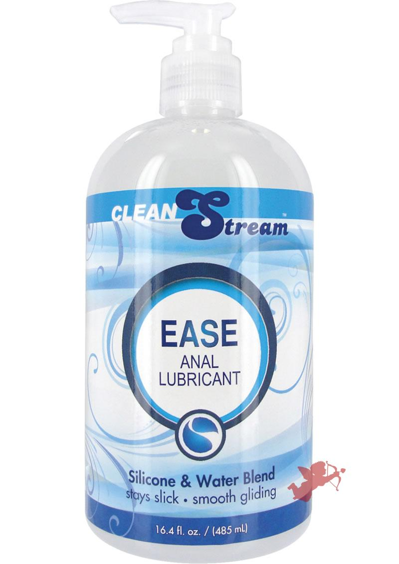 Clean Stream Ease Hybrid Anal Lube 16.4 Oz