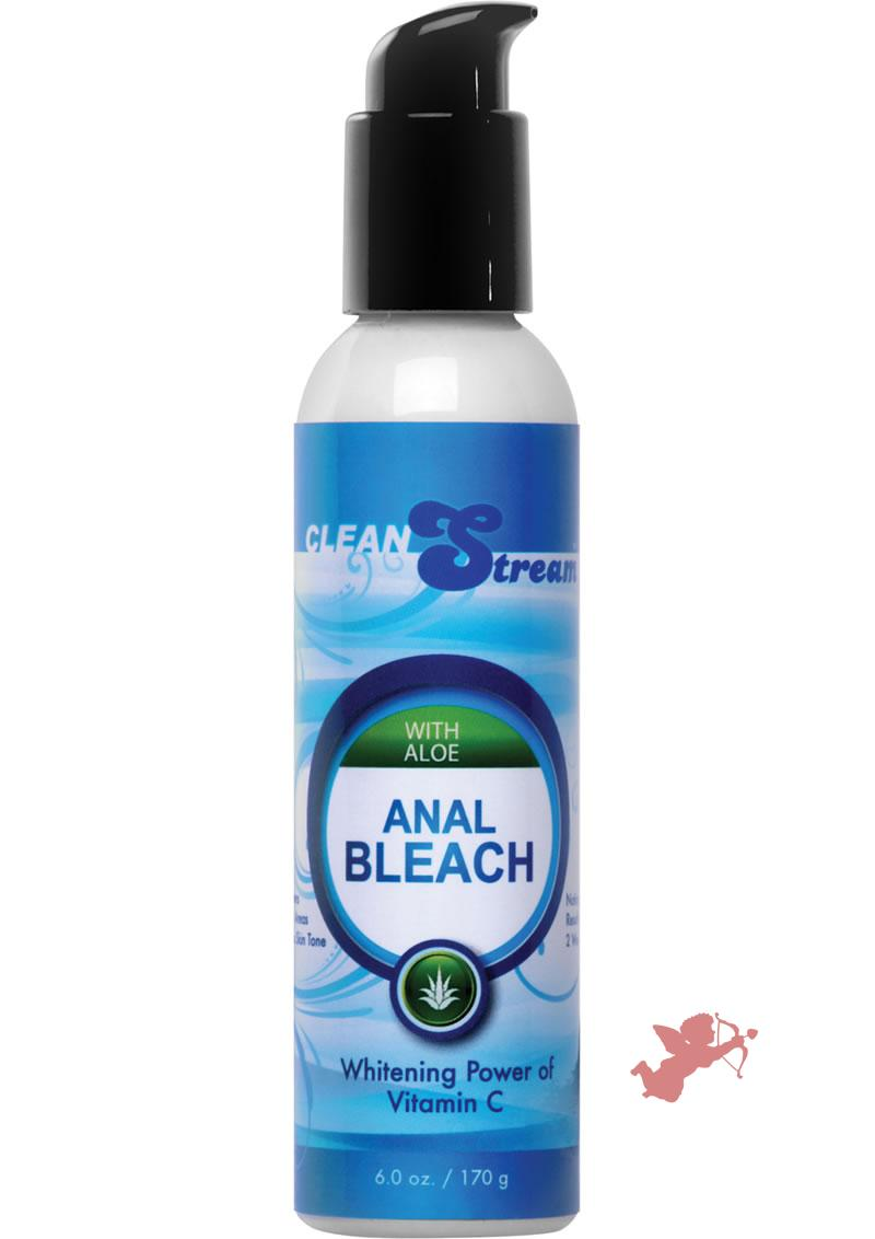 Clean Stream Aloe Anal Bleach 6 Oz