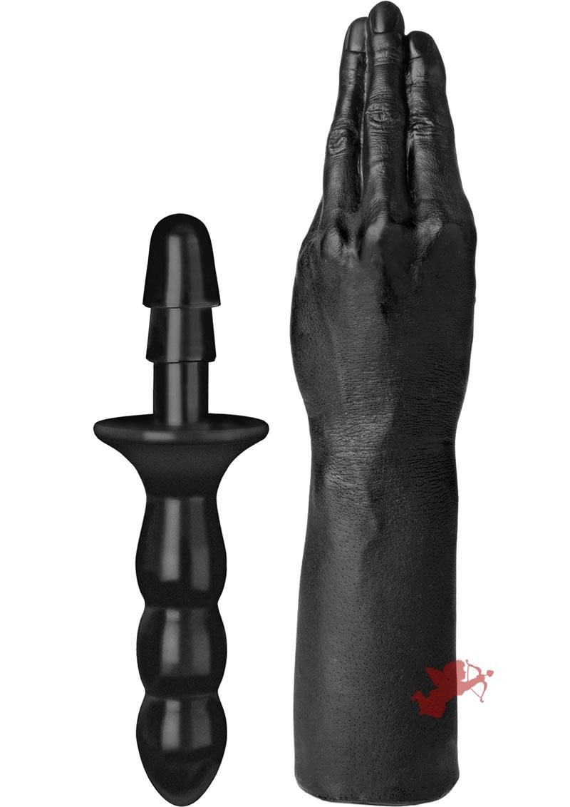 Titanmen The Hand Vac U Lock Handle Black