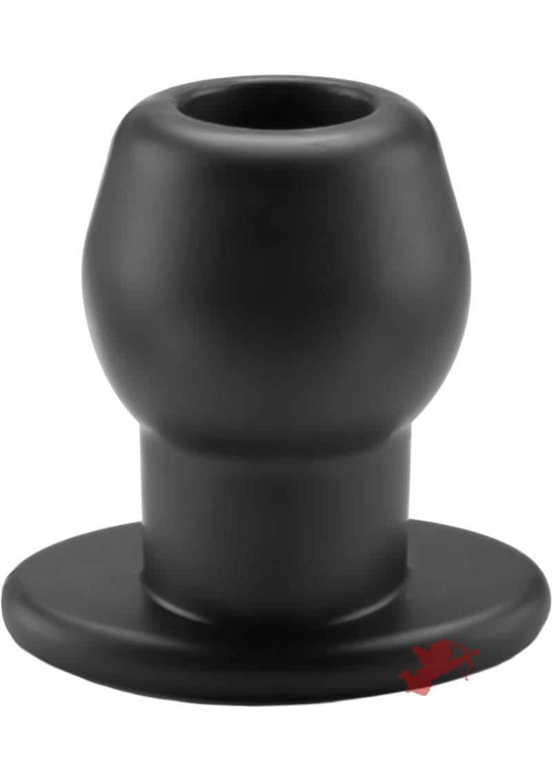 Perfect Fit Tunnel Plug Black Large