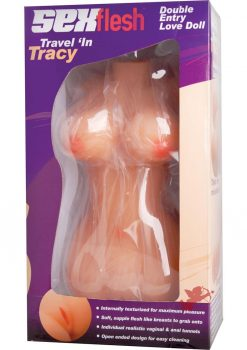 Sex Flesh Travel In Tracy Mini Sex Doll 13 Inch