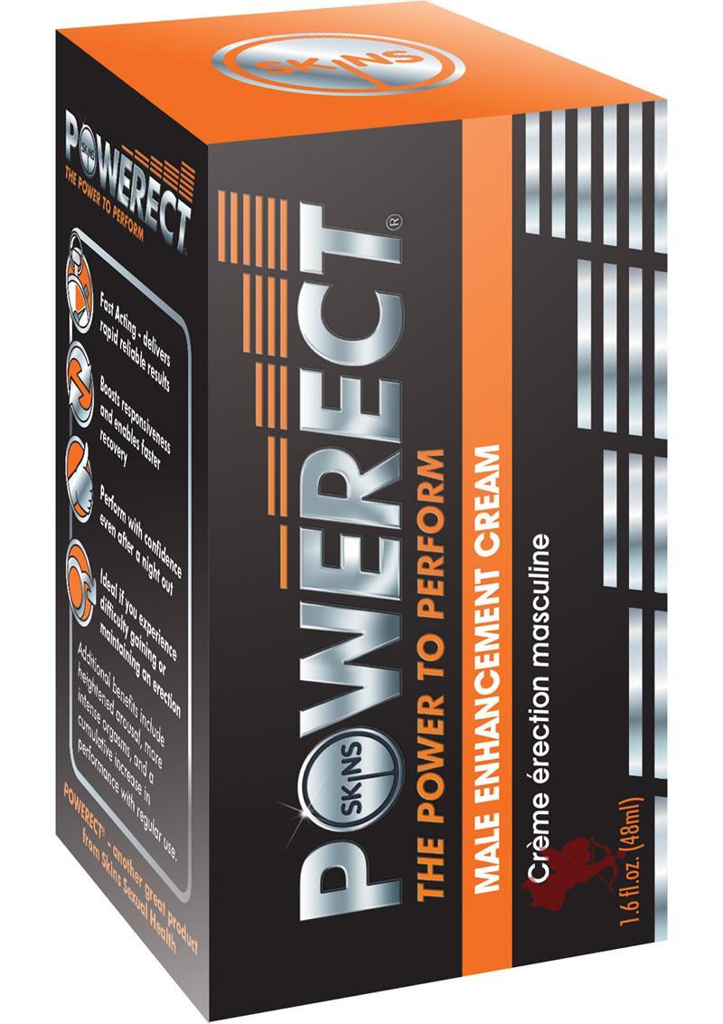 Powerect Cream 48ml Pump