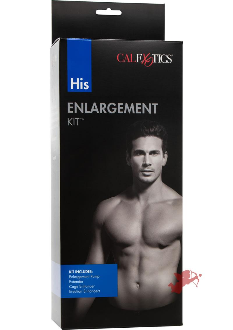 His Enlargement Kit