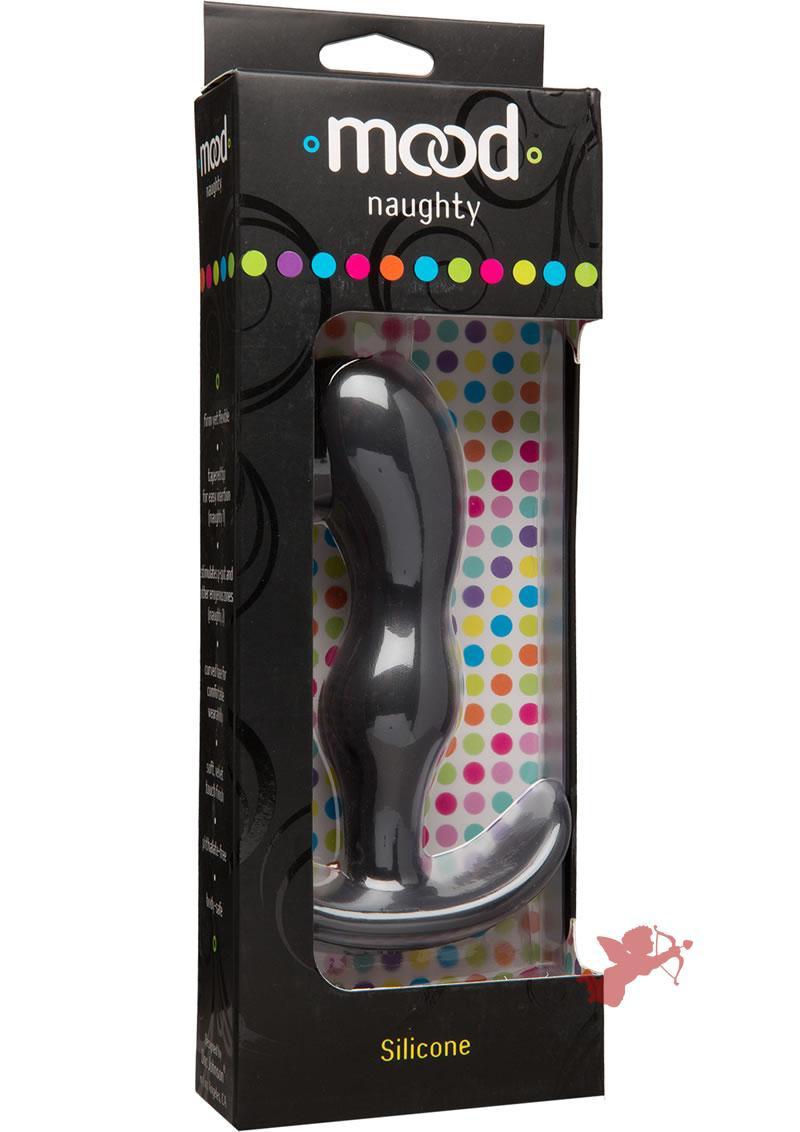 Mood Naughty 2 XL Anal Plug Black