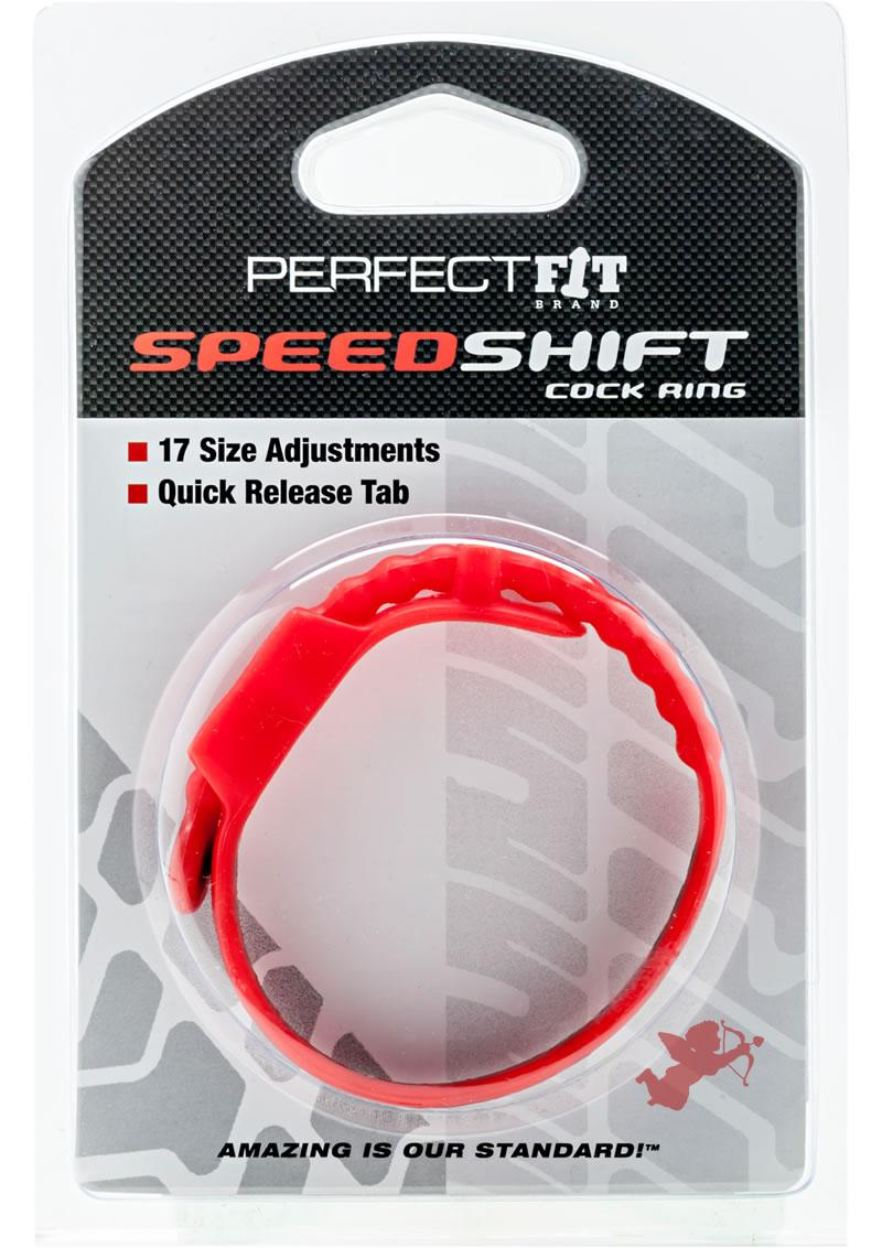 Speed Shift Red
