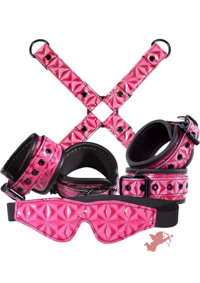 Sinful Bondage Kit Pink