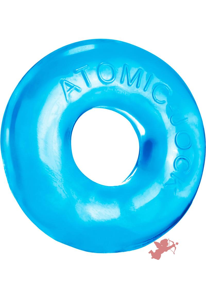 Do-nut 2 Cockring Large Ice Blue