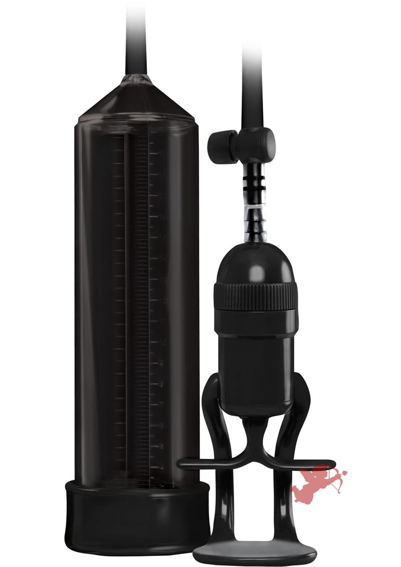 Renegade Bolero Pump Black